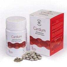 Cardium фитотаблетки Ваши чистые сосуды №50 ТМ Альпен Апотек / Alpen Apotheke