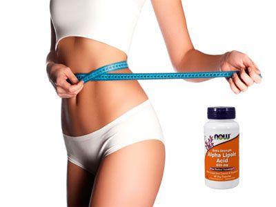 Альфа ліпоєва кислота для схуднення і не тільки, чи існує реальна користь?