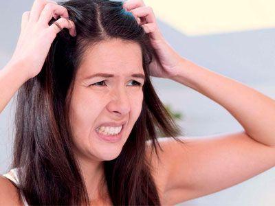 Себорейна екзема шкіри голови (дерматит)