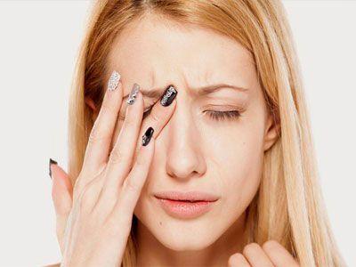 Почему появляются рези в глазах