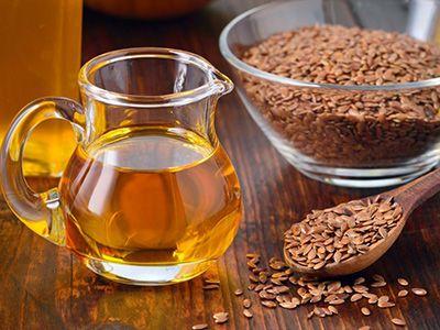 Лляна олія: склад, використання, користь