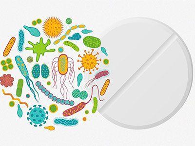 Пробіотики при антибіотиках - лікуємося розумно!