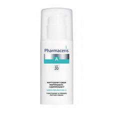 Укрепляющий пептидный крем SENSI-RELASTINE-E ТМ Фармацерис / Pharmaceris 50 мл