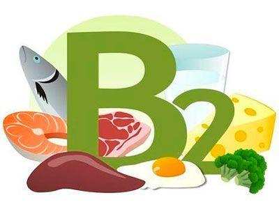 Вітамін В2: біологічна роль в організмі людини