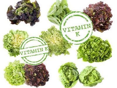 Вітамін К: користь для організму, небезпека дефіциту