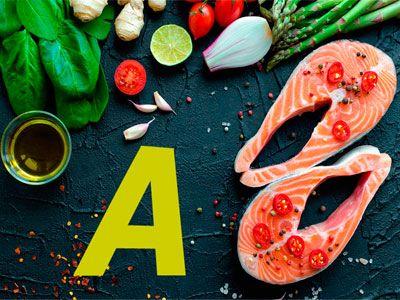Вітамін А - все що ви хотіли знати: користь для організму