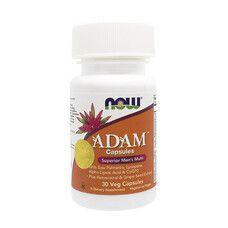Вітамінний комплекс Адам (ADAM Men's Multi) ТМ Нау Фудс / Now Foods №30 (19113878) - Фото
