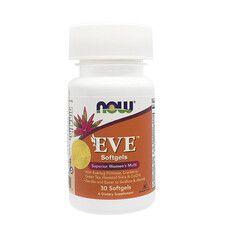 Вітаміни для жінок Єва (EVE Women's Multi) ТМ Нау Фудс / Now Foods №30 (19113802) - Фото