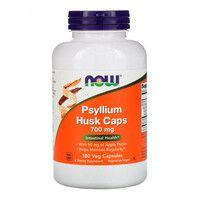 Подорожник (Псиліум) Now Foods 700 мг 180 капсул
