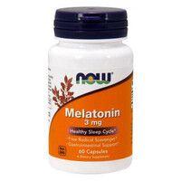 Мелатонин ТМ Нау Фудс/Now Foods 3 мг 60 капсул