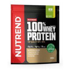 100% Whey Protein Льодяна кава ТМ Нутренд / Nutrend 1000 г - Фото
