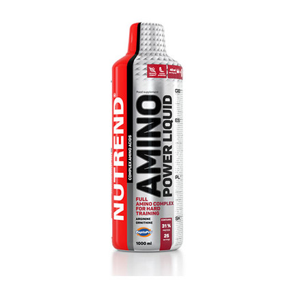 Amino Power Liquid ТМ Нутренд / Nutrend 1000 ml - Фото