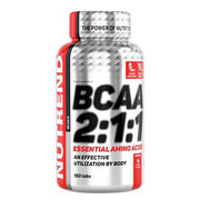 Амінокислоти BCAA 2: 1: 1 ТМ Нутренд / Nutrend капсули №150 - Фото