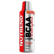 Аминокислоты BCAA Liquid апельсин ТМ Нутренд / Nutrend 1000мл