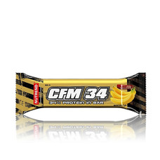 Батончик CFM 34 банан ТМ Нутренд / Nutrend 80г