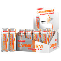 CARNIFORM Extreme Shot ТМ Нутренд / Nutrend 60 ml №20 - Фото