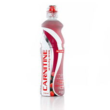 CARNITIN ACTIVITY DRINK ягодный микс ТМ Нутренд / Nutrend 750 ml  - Фото