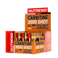 CARNITINE 3000 Shot апельсин ТМ Нутренд / Nutrend 60 ml №20