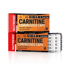 Carnitine Compressed Caps ТМ Нутренд / Nutrend капсулы №120