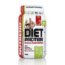 Diet Protein клубника ТМ Нутренд / Nutrend 560г