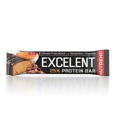 Батончик Excelent Protein Bar арахисовое масло ТМ Нутренд/Nutrend 85 g