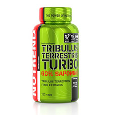 Tribulus Terrestris turbo ТМ Нутренд / Nutrend капсулы №120
