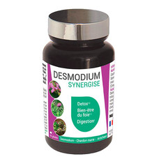 Десмодиум Синержи здоровье печени и пищеварение NutriExpert®, 60 капсул