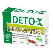 DETO-X BIO NutriExpert® 10 мл, 20 ампул - Фото