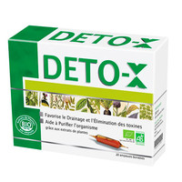 DETO-X BIO NutriExpert® 10 мл, 20 ампул