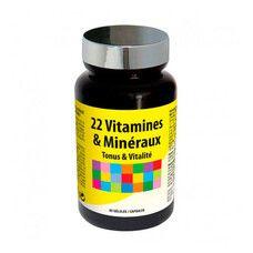 22 Витамина и Минерала NutriExpert®, 60 капсул  - Фото