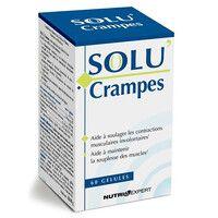 Солюкрампс против судорог NutriExpert®, 60 капсул