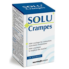 Солюкрампс против судорог NutriExpert®, 60 капсул - Фото