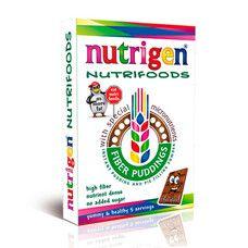 Нутрижен Нутрифудс пудинг шоколад 110 г № 15 порций