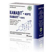 Камавит-Форте капсулы 400 мг №30