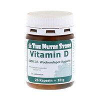 Витамин Д капсулы №26
