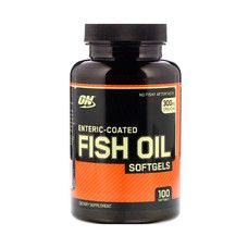 Рыбий жир ON Fish oil 100 капсул - Фото