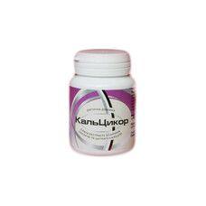 Кальцикор таблетки №60 по 600 мг
