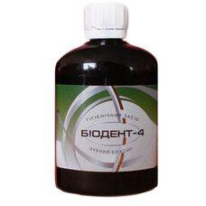 Зубной эликсир Биодент-4 100 мл - Фото