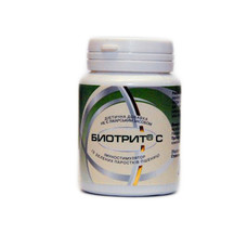 Биотрит С №60 таблетки по 600 мг