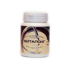 Виталонг таблетки №60 по 600 мг