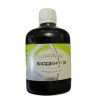 Зубной эликсир Биодент-3 100 мл