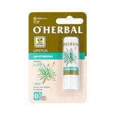 O'Herbal увлажняющая гигиеническая помада SPF15 4,8 г