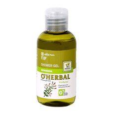 O'Herbal гель для душа Освежающий 75 мл