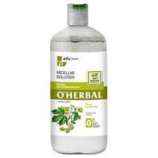 O'Herbal мицеллярный раствор для жирной кожи 500 мл