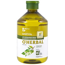 O'Herbal шампунь для нормальных волос 500 мл