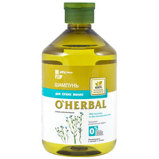 O'Herbal шампунь для сухих волос 500 мл
