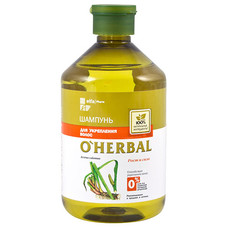O'Herbal шампунь для укрепления волос 500 мл