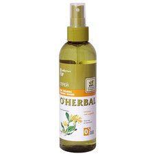O'Herbal спрей для объема тонких волос 200 мл