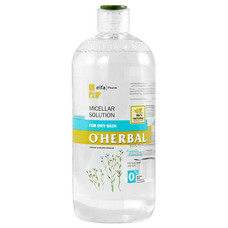O'Herbal мицеллярный раствор для сухой кожи 500 мл