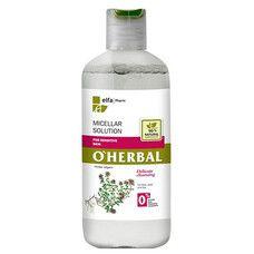 O'Herbal мицеллярный раствор для чувствительной кожи 250 мл